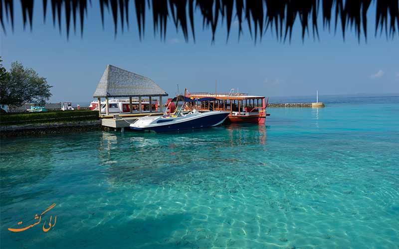 مافوشی، جزیرهی دیدنی در مالدیو