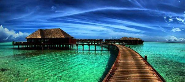 مناطق دیدنی مالدیو