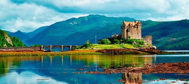 جاذبه های در معرض خطر نابودی کشور اسکاتلند