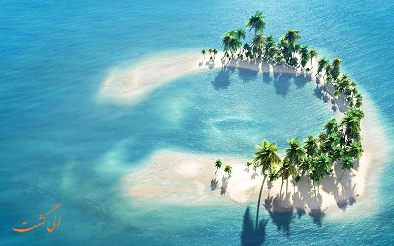 جزیره های دیدنی مالدیو