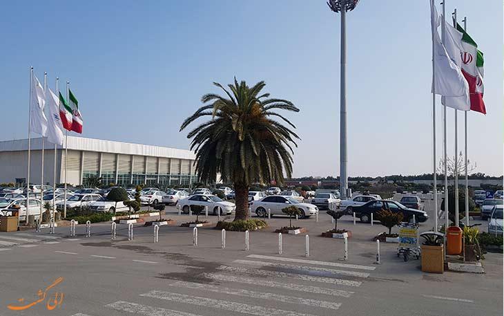 پارکینگ فرودگاه دشت ناز