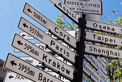پیوند خواهرخواندگی شهرها به چه معنی است