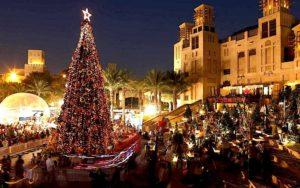 سفر به دبی در کریسمس