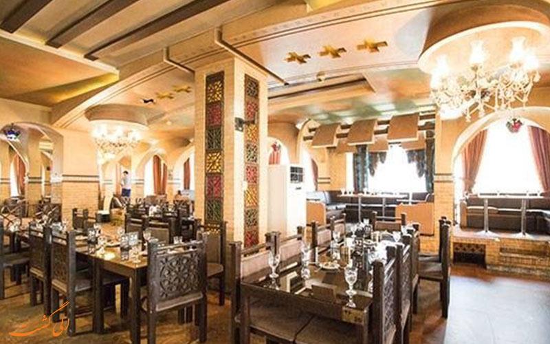 سالن رستوران سنتی شهربانو