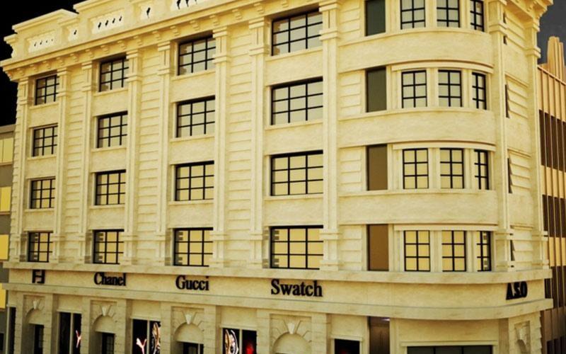 مرکز خرید زهره از بهترین مراکز خرید اهواز