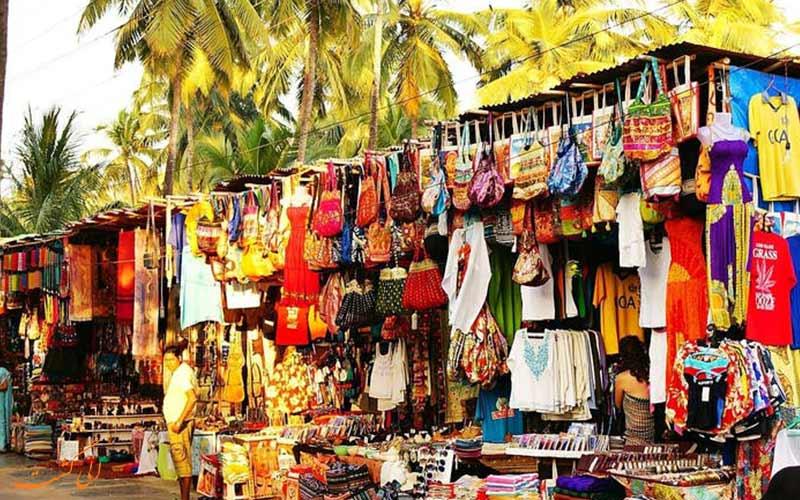 بازار ساحلی کالانگوت