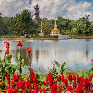 باغ ملی گیاه شناسی میانمار