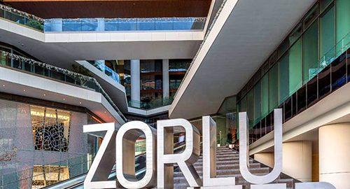 مرکز خرید زورلو استانبول (Zorlu Center)