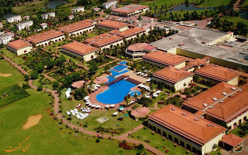 سفر مجلل به جنوب گوا در اقامتگاه گلف و آبگرم لالیت (The LaLiT Golf & Spa Resort Goa)