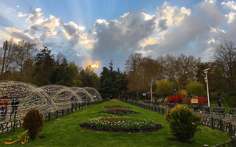 پارک ملت تهران، پارک خاطره ساز برای همه