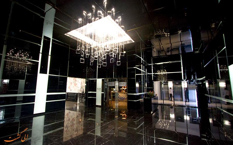 یکی از لوکس اریت مراکز خرید تهران، سام سنتر   Sam Center