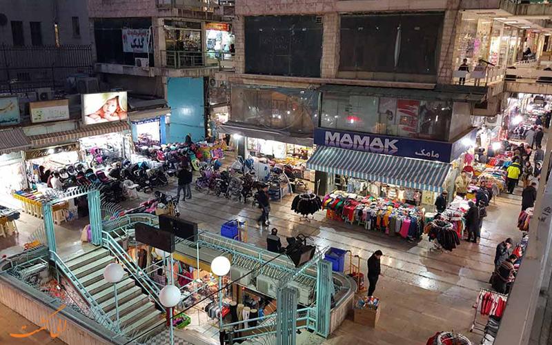 مجتمع تجاری ولیعصر   Vali-e Asr Shopping Complex