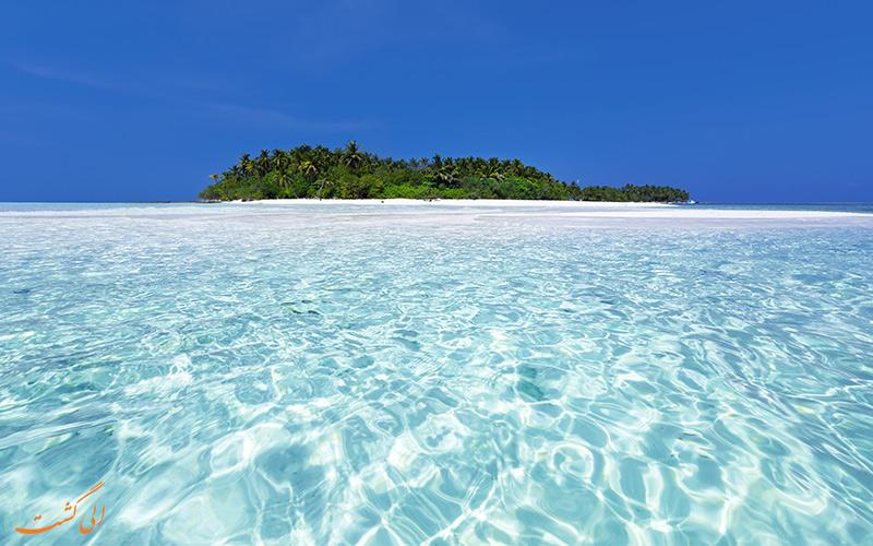 مالدیو مسطح ترین کشور جزیره ای جهان است
