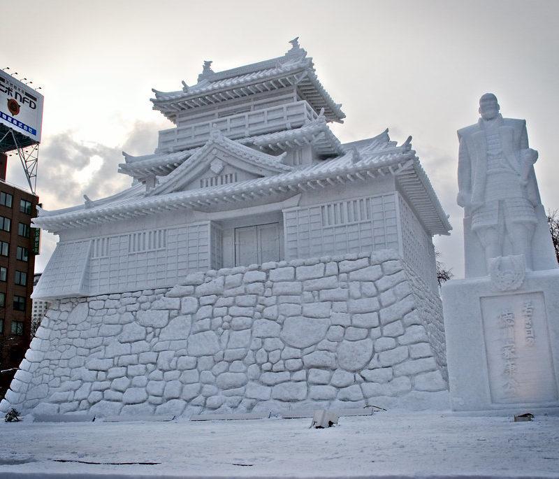 یوکی ماتسوری، بهترین فستیوال زمستانی ژاپن