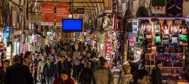 بازار بزرگ و جمعه سیاه استانبول