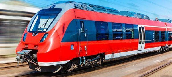 سفر با قطار سپهر رجا