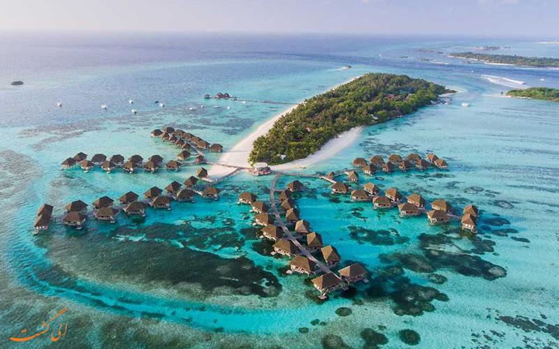 ویزا مالدیو برای دیدن طبیعت بکر