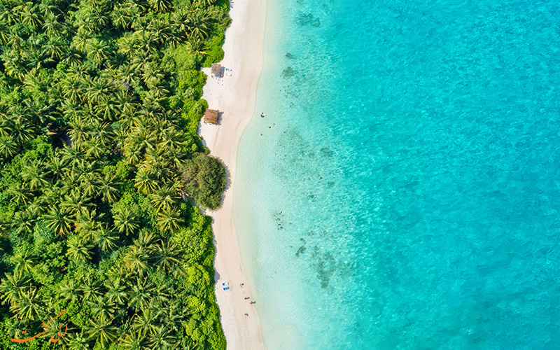 از دیگر حقایق جالب مالدیو وجود 1190 جزیره در این منطقه می باشد