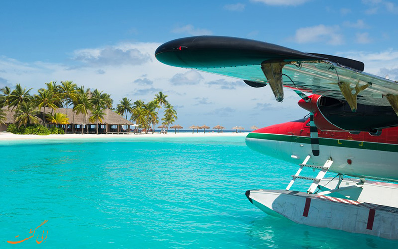 هواپیماهای دریایی جهت حمل و نقل در جزایر مالدیو