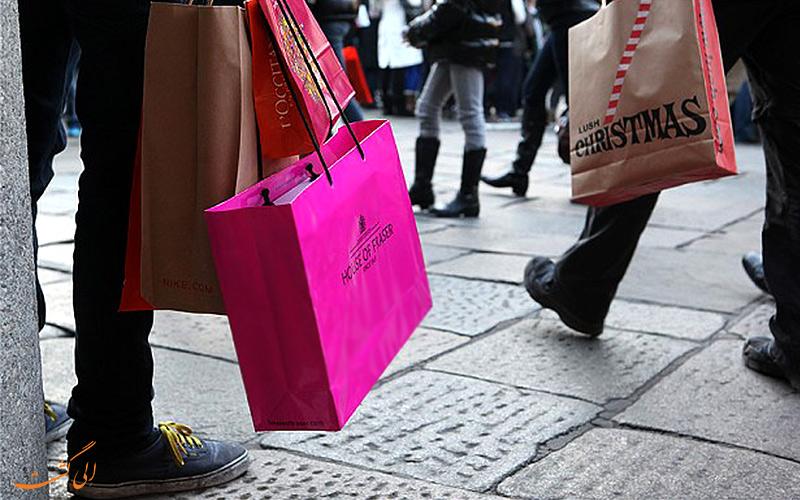 شبکه های اجتماعی برای خرید اقتصادی در بلک فرایدی