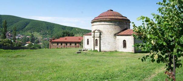شهر شکی در آذربایجان