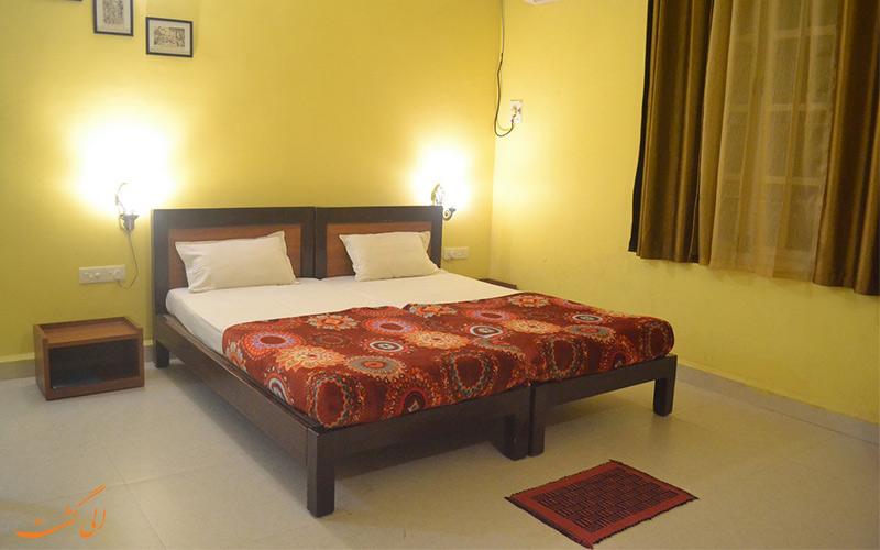یکی از اقتصادی ترین هتل های گوا در منطقه سالست هتل اقامتی نیتیاناندا (Hotel Nityananda Residency)