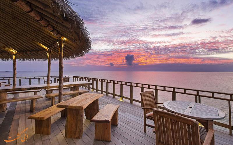 اقامتگاه فوراوری آیلند از بهترین هتل های مالدیو