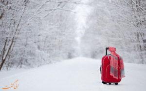 سفر در زمستان ایران