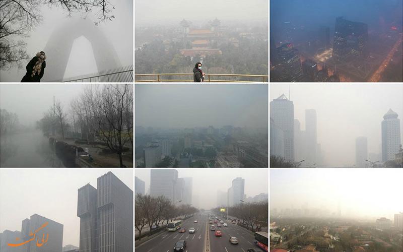 کاهش آلودگی هوا با روش های قابل دسترس