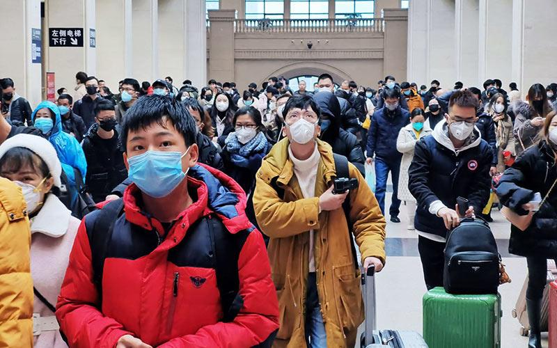 رعایت نکات بهداشتی در سفر به چین