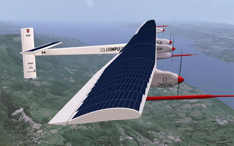 هواپیما خورشیدی