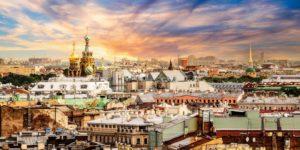 شهر سنت پترزبورگ