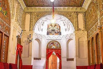 خانه های تاریخی قزوین