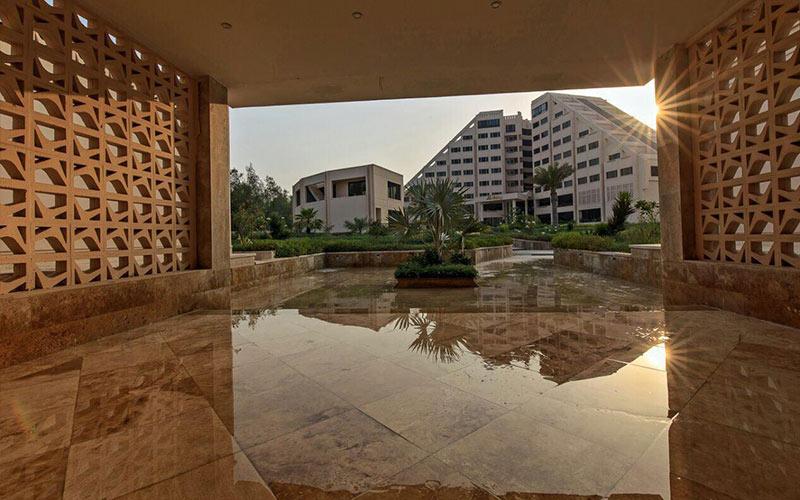 هتل میراژ کیش از هتل های برتر