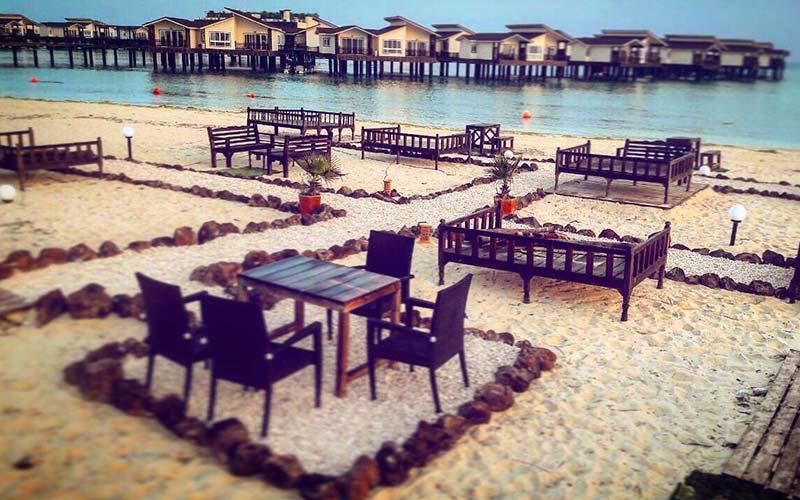معرفی بهترین هتل های کیش نزدیک به ساحل