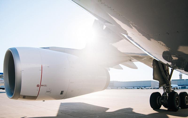 سفر با هواپیما و تاثیر آن بر محیط زیست