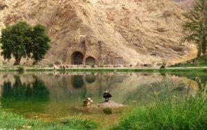 پارک جنگلی کرمانشاه