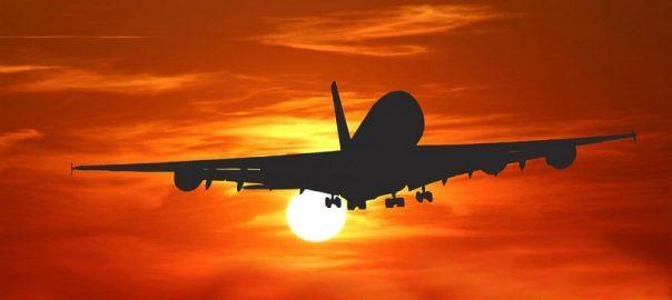 حفظ محیط زیست در سفر هوایی