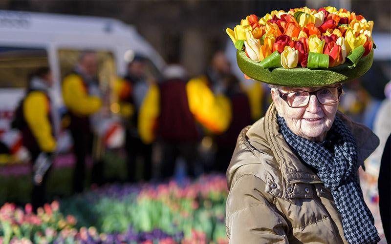 جشنواره لاله در هلند