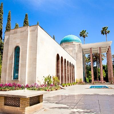 هر آنچه باید درباره آرامگاه سعدی در شیراز بدانید