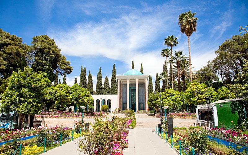 مقبره سعدی شیرازی