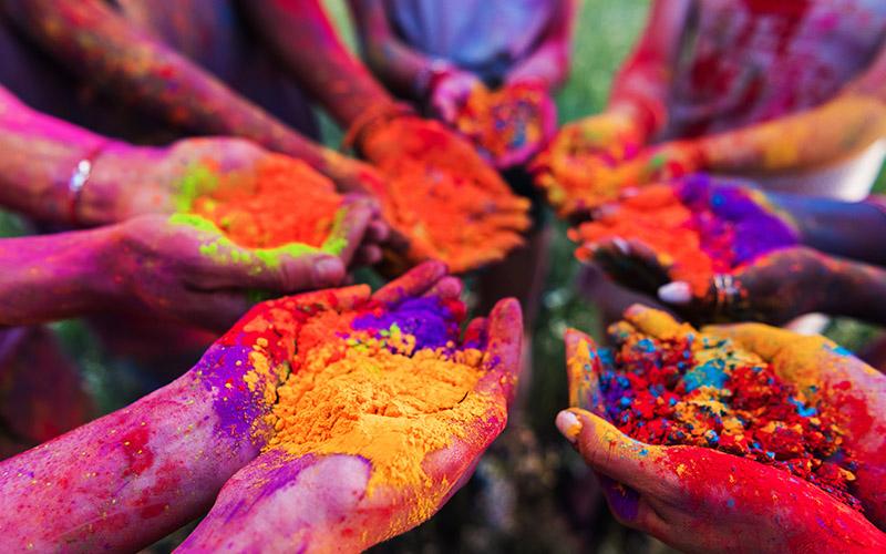 جشن بهار در هند