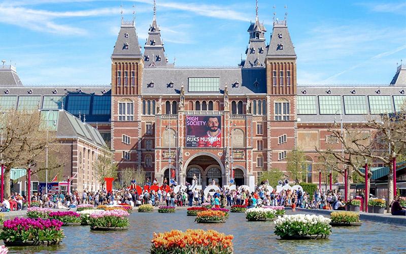 فستیوال لاله آمستردام