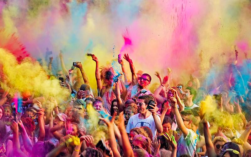 هولی، فستیوال بهاره هند