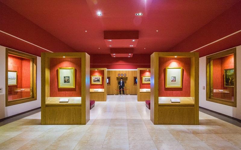 در خانه بمانید و از موزه ملک به طور مجازی بازدید کنید!