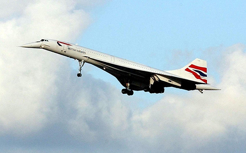 هواپیما کنکورد