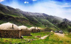 اقامتگاه های بوم گردی تبریز