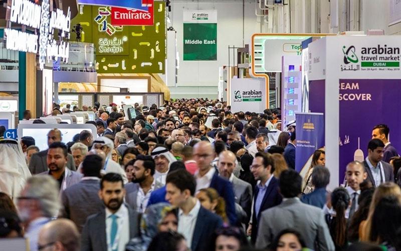 نمایشگاه توریسم و گردشگری دبی (ATM)