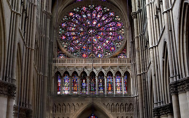 زیباترین پنجره های اُرسی در جهان