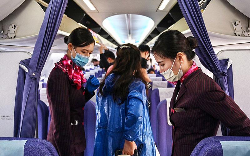 تغییرات بنیادی در پروازهای پسا کرونایی